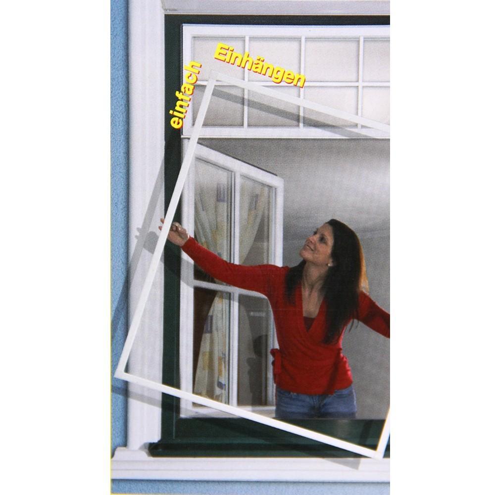 fliegengitter insektenschutz rollo fenster o t r netz klemmrollo schiebet r ebay. Black Bedroom Furniture Sets. Home Design Ideas
