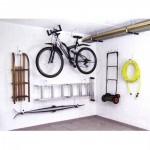 universal haken set 12tlg wandhaken fahrradhalter ordnungssystem meister 340. Black Bedroom Furniture Sets. Home Design Ideas