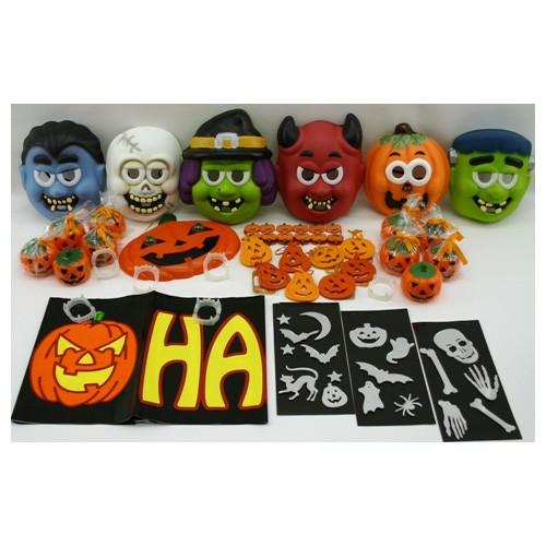 halloween deko party horror herbst geburtstag kinder maske mumie tod fest set ebay. Black Bedroom Furniture Sets. Home Design Ideas