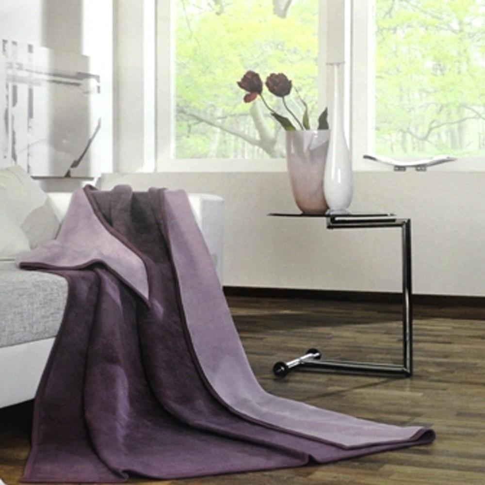 tagesdecke wohndecke kuscheldecke wolldecke baumwolle dralon decke 150x200cm ebay. Black Bedroom Furniture Sets. Home Design Ideas