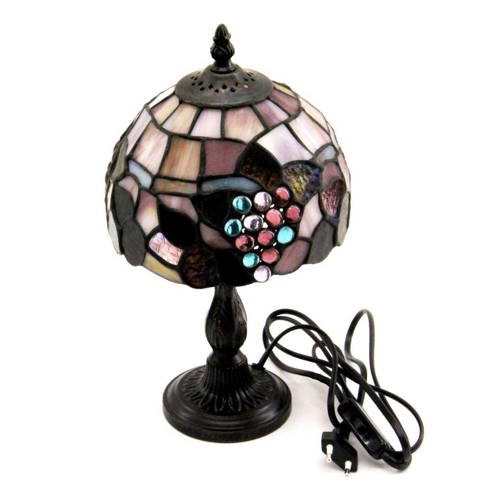 tiffany tischleuchte tischlampe dekoleuchte nachttisch lampe stehlampe ebay. Black Bedroom Furniture Sets. Home Design Ideas