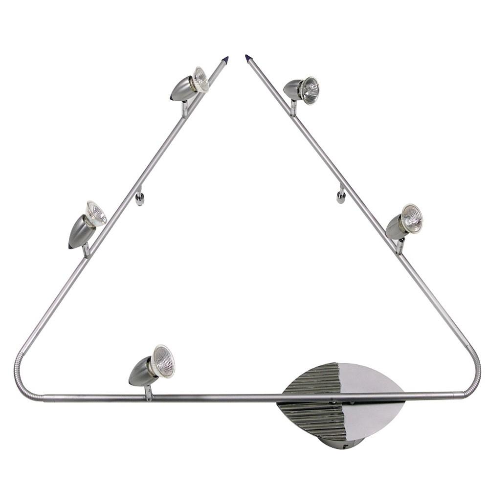 Halogen schienensystem halogen deckenleuchte deckenlampe for Deckenleuchte halogen
